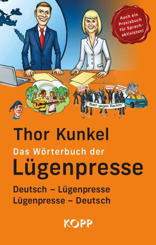 Cover-Bild Das Wörterbuch der Lügenpresse