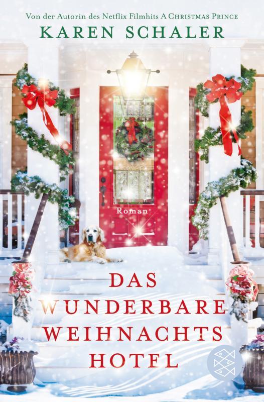 Cover-Bild Das wunderbare Weihnachtshotel