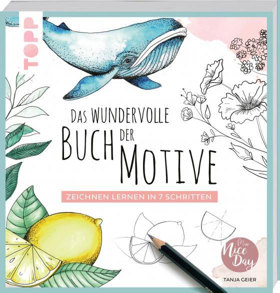 Cover-Bild Das wundervolle Buch der Motive