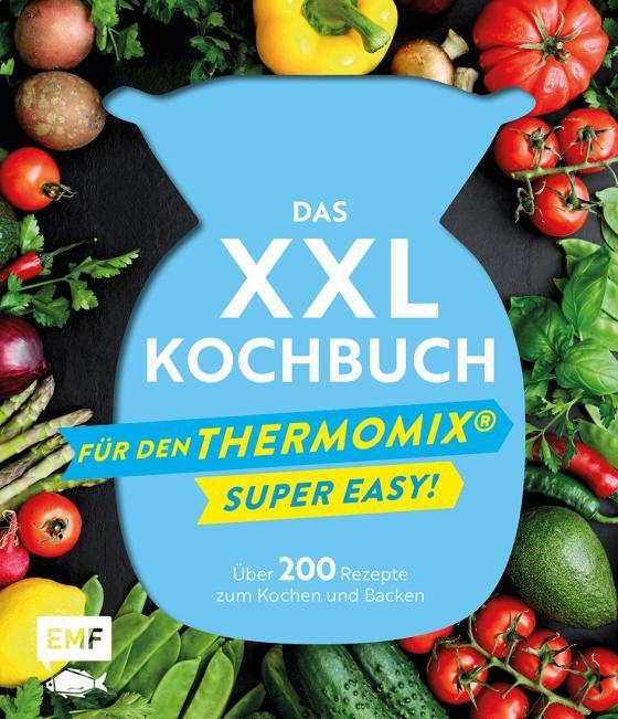 Cover-Bild Das XXL-Kochbuch für den Thermomix – Supereasy