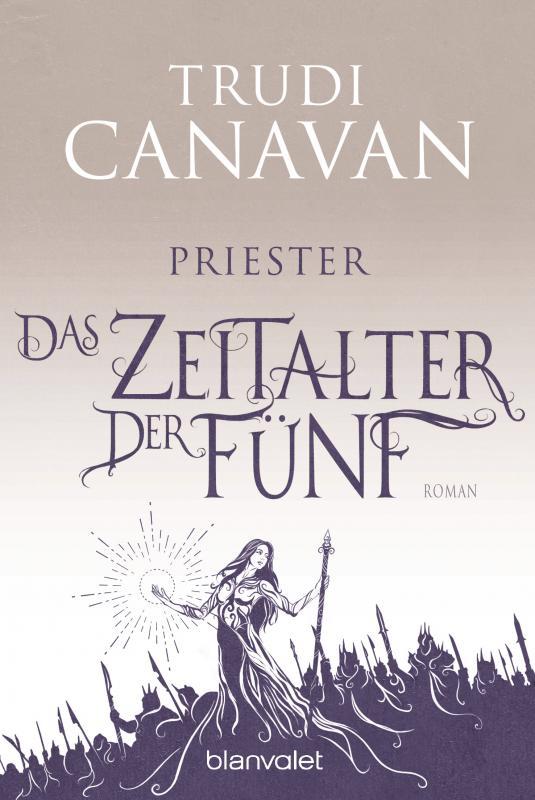 Cover-Bild Das Zeitalter der Fünf - Priester
