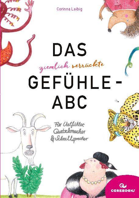 Cover-Bild Das ziemlich verrückte Gefühle-ABC