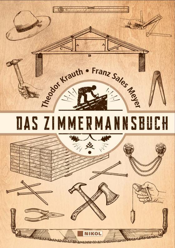 Cover-Bild Das Zimmermannsbuch