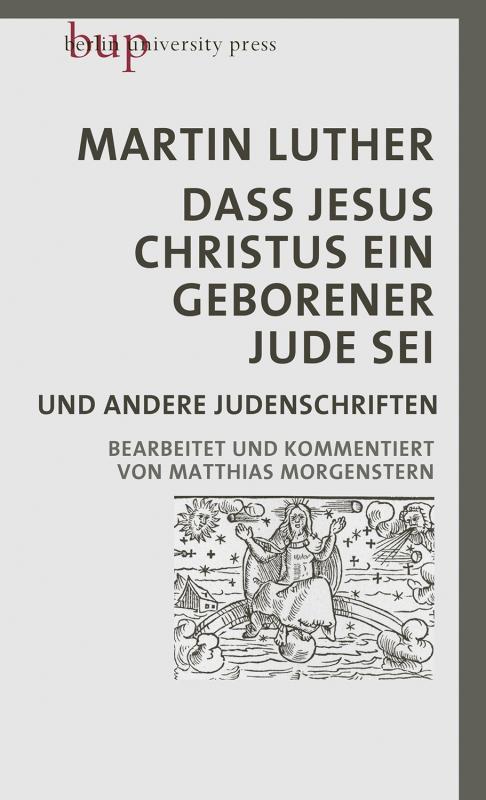 Cover-Bild Dass Jesus Christus ein geborener Jude sei