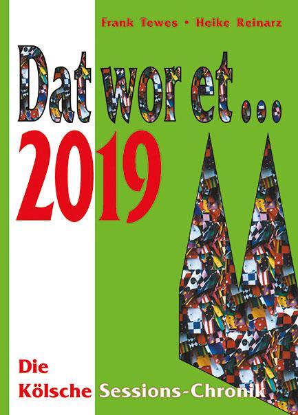 Cover-Bild Dat wor et... 2019