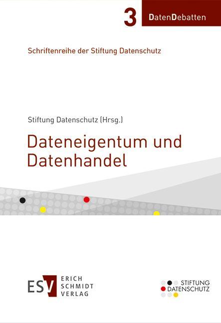 Cover-Bild Dateneigentum und Datenhandel