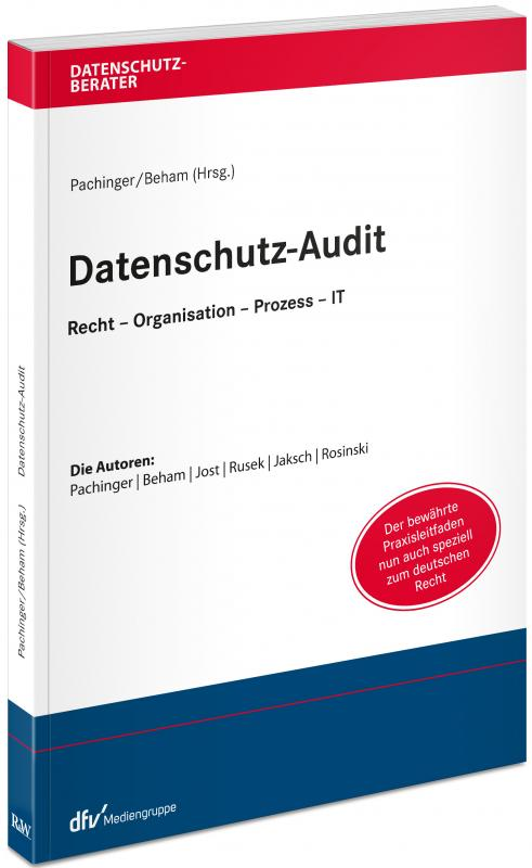 Cover-Bild Datenschutz-Audit
