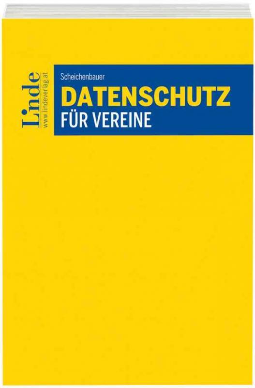 Cover-Bild Datenschutz für Vereine
