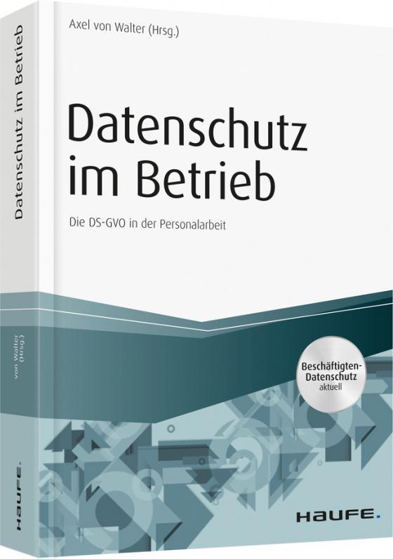 Cover-Bild Datenschutz im Betrieb