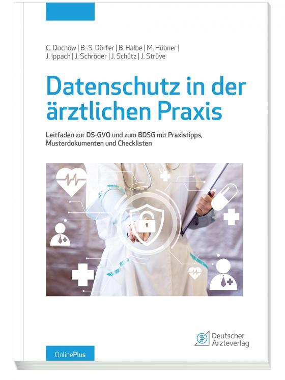 Cover-Bild Datenschutz in der ärztlichen Praxis
