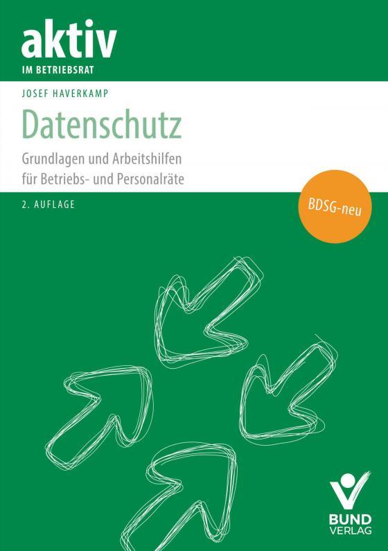 Cover-Bild Datenschutz