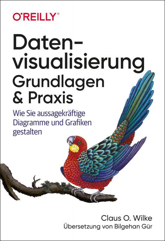 Cover-Bild Datenvisualisierung – Grundlagen und Praxis