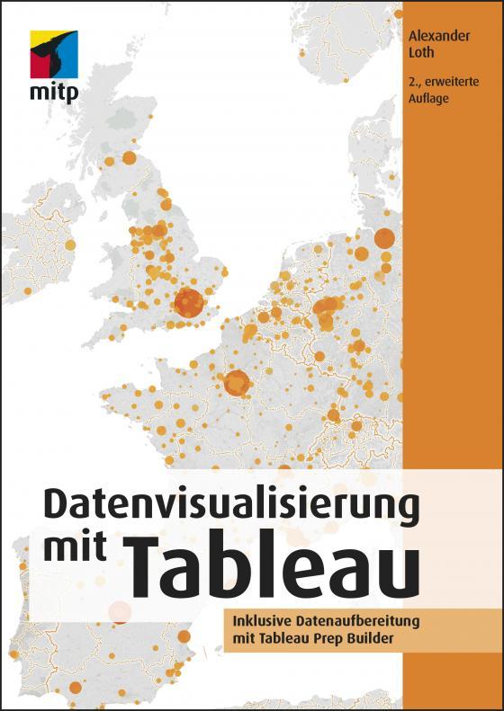 Cover-Bild Datenvisualisierung mit Tableau