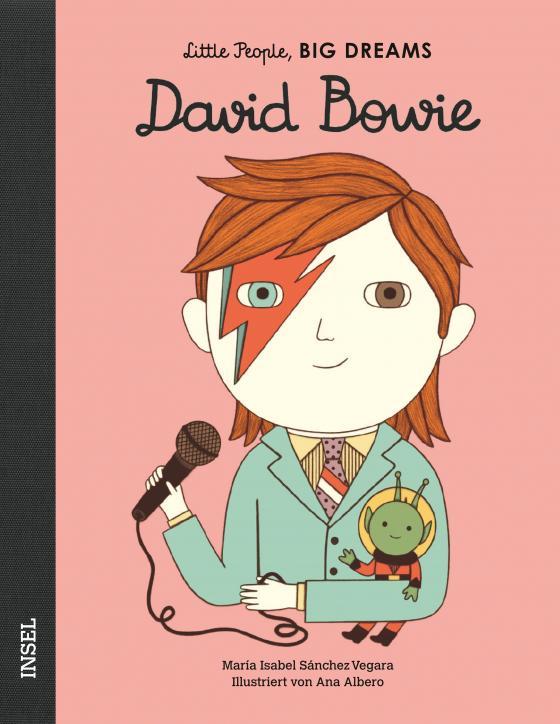 Cover-Bild David Bowie