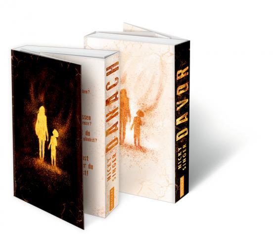 Cover-Bild Davor und Danach