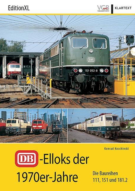 Cover-Bild DB-Elloks der 1970er-Jahre