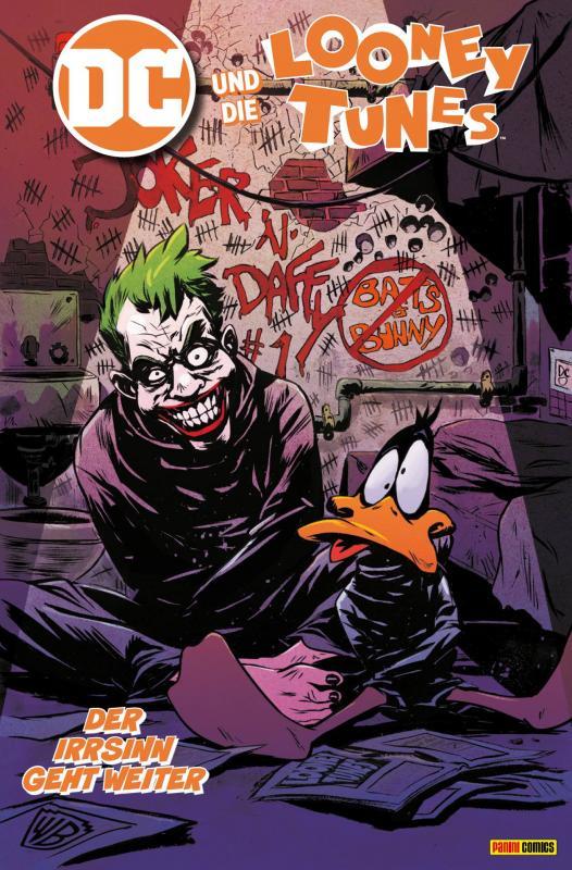 Cover-Bild DC und die Looney Tunes: Der Irrsinn geht weiter