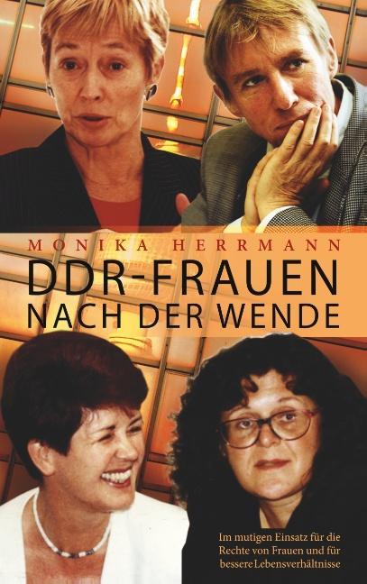 Cover-Bild DDR-Frauen nach der Wende