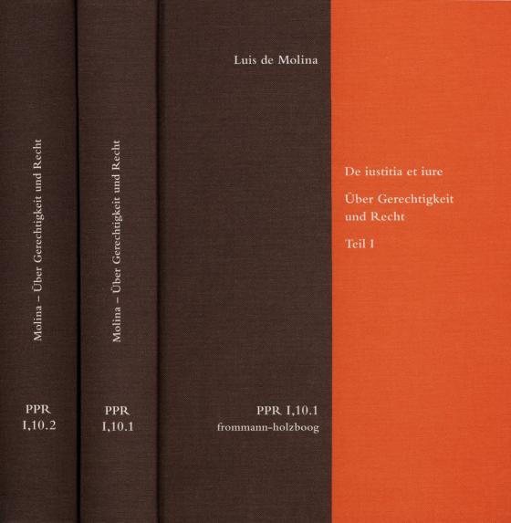 Cover-Bild De iustitia et iure. Über Gerechtigkeit und Recht. Teil I und Teil II