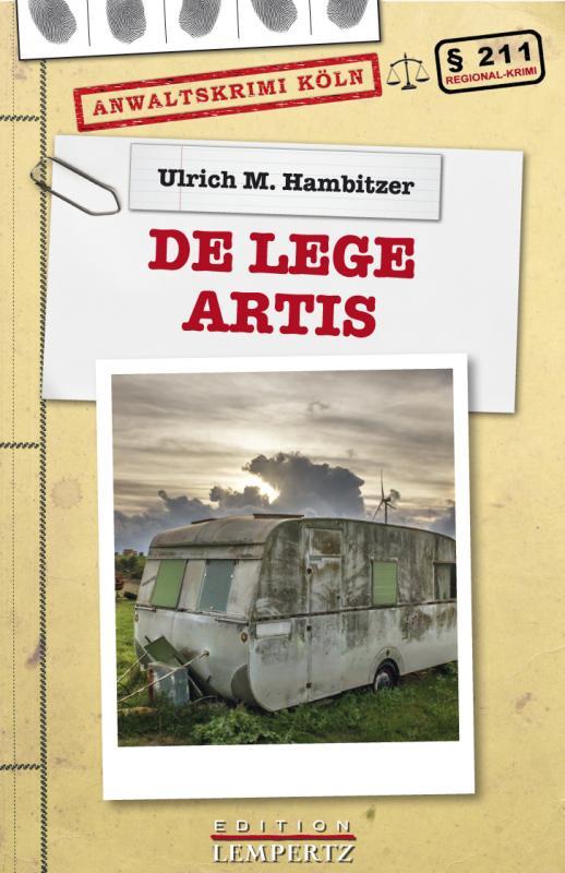 Cover-Bild De Lege Artis