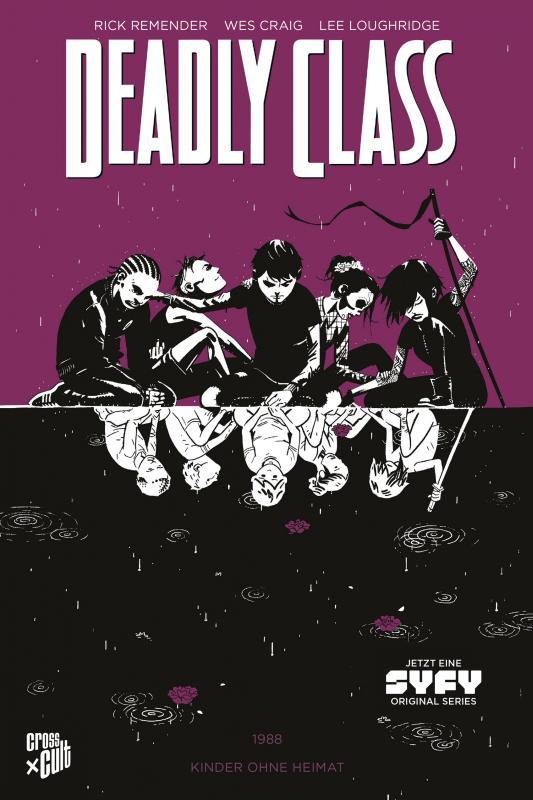 Cover-Bild Deadly Class 2: Kinder ohne Heimat
