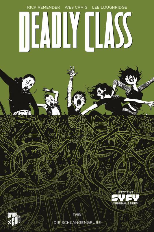 Cover-Bild Deadly Class 3: Die Schlangengrube
