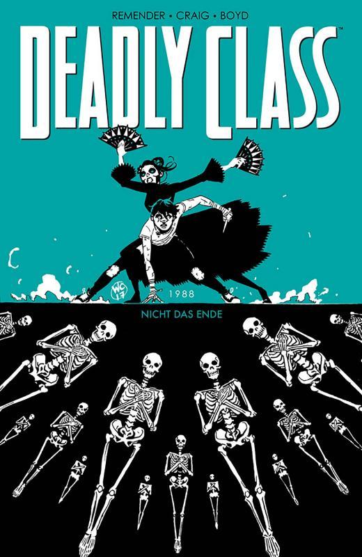 Cover-Bild Deadly Class 6: Nicht das Ende