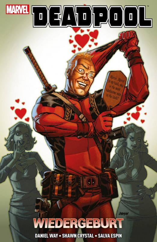Cover-Bild Deadpool: Wiedergeburt