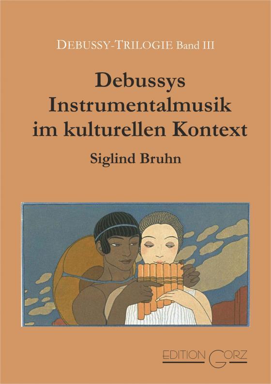 Cover-Bild Debussys Instrumentalmusik im kulturellen Kontext