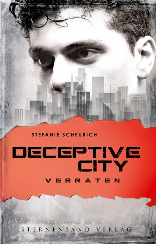 Cover-Bild Deceptive City (Band 2): Verraten