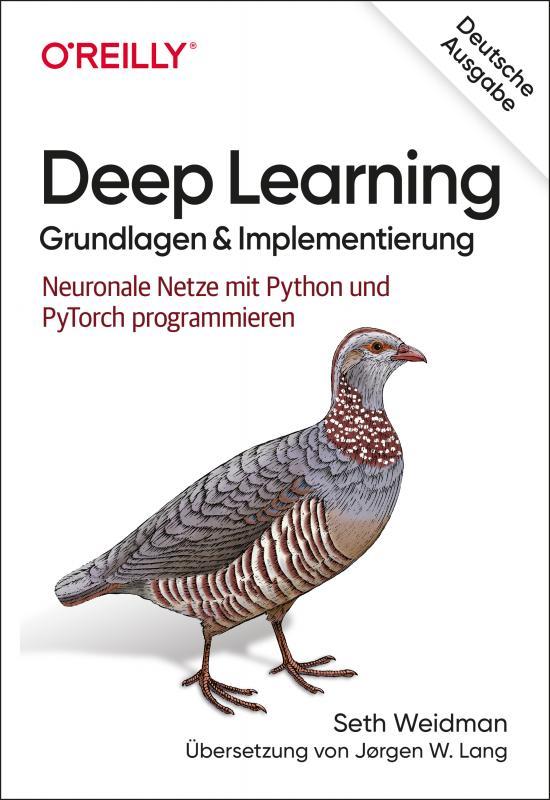 Cover-Bild Deep Learning – Grundlagen und Implementierung