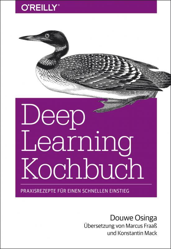 Cover-Bild Deep Learning Kochbuch