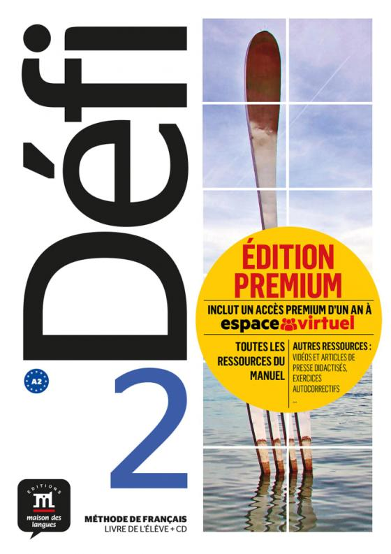 Cover-Bild Défi 2 (A2)