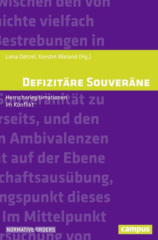 Cover-Bild Defizitäre Souveräne
