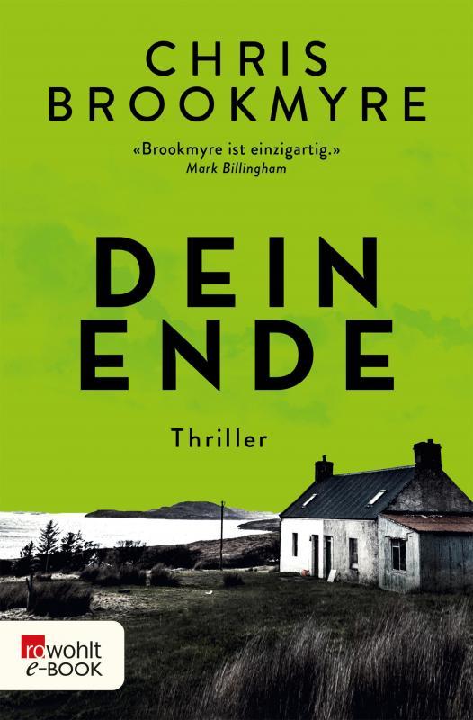 Cover-Bild Dein Ende