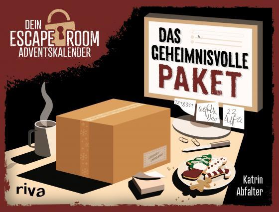 Cover-Bild Dein Escape-Room-Adventskalender – Das geheimnisvolle Paket