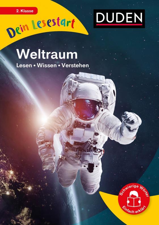 Cover-Bild Dein Lesestart - Weltraum
