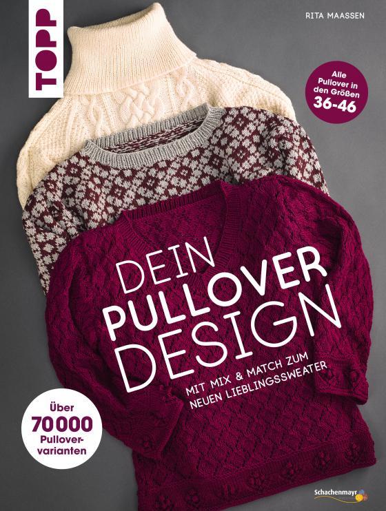 Cover-Bild Dein Pullover-Design