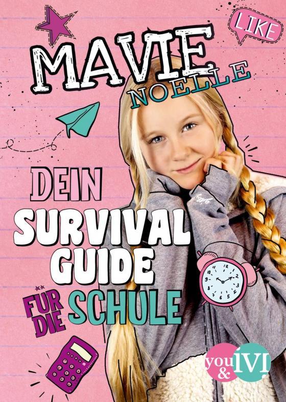 Cover-Bild Dein Survival Guide für die Schule