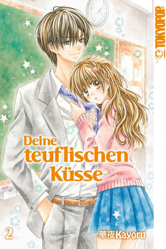 Cover-Bild Deine teuflischen Küsse 02