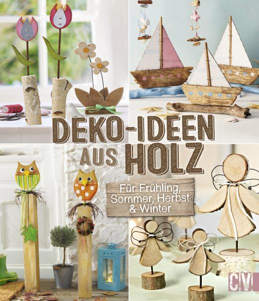 Cover-Bild Deko-Ideen aus Holz