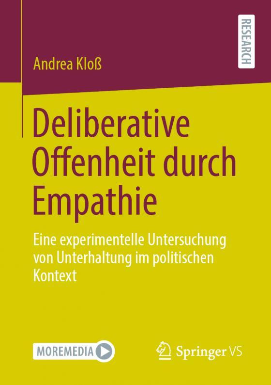 Cover-Bild Deliberative Offenheit durch Empathie