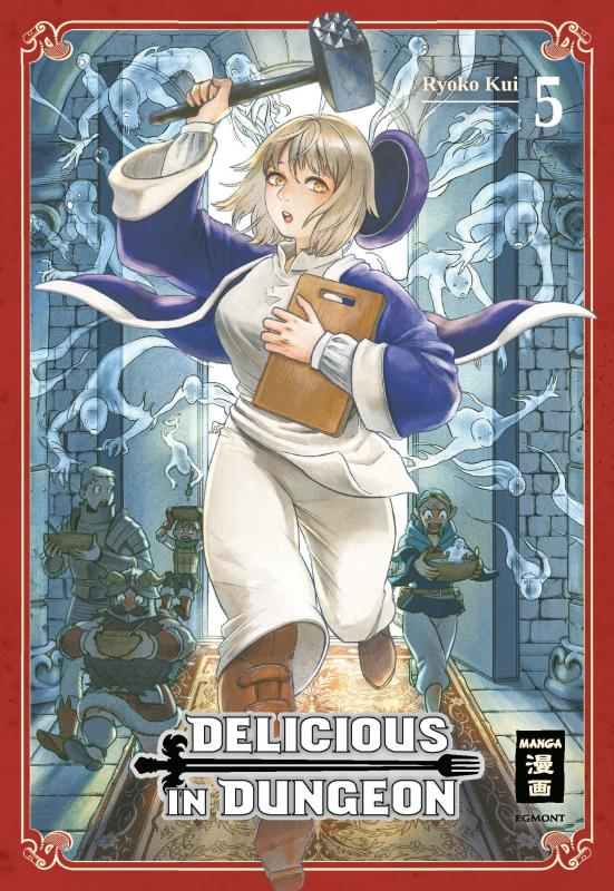 Cover-Bild Delicious in Dungeon 05