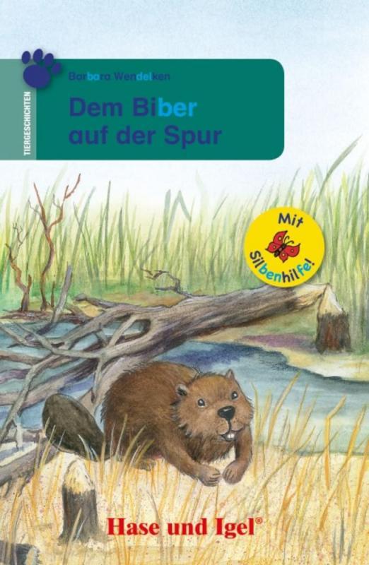 Cover-Bild Dem Biber auf der Spur / Silbenhilfe