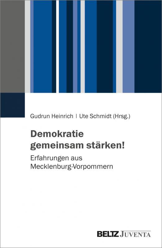 Cover-Bild Demokratie gemeinsam stärken!
