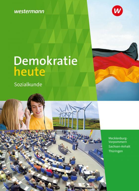 Cover-Bild Demokratie heute / Demokratie heute - Ausgabe 2018 für Mecklenburg-Vorpommern, Sachsen-Anhalt und Thüringen