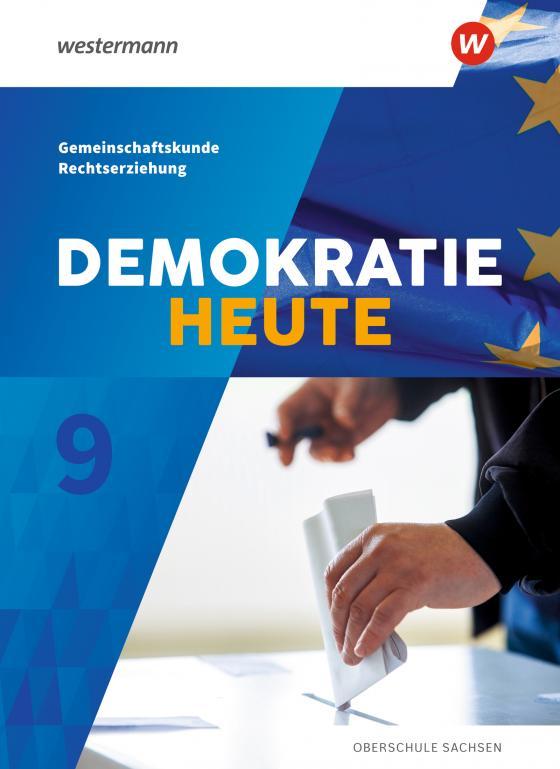 Cover-Bild Demokratie heute / Demokratie heute - Ausgabe 2019 für Sachsen