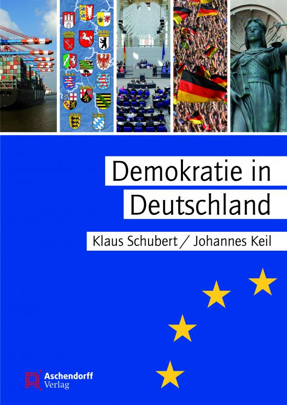 Cover-Bild Demokratie in Deutschland