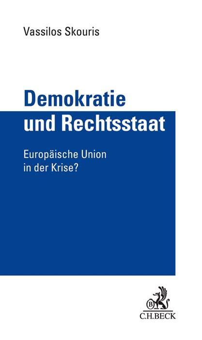 Cover-Bild Demokratie und Rechtsstaat
