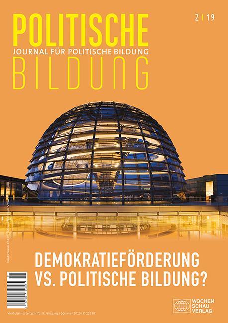 Cover-Bild Demokratieförderung vs. Politische Bildung?